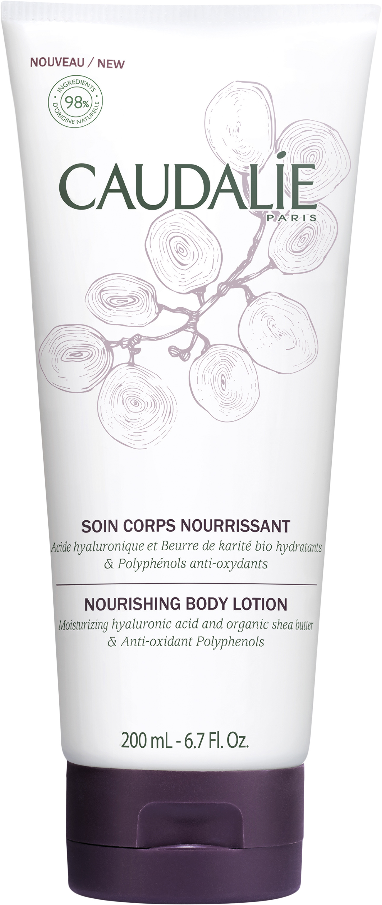 Caudalie - Nourishing Body Lotion 200 ml