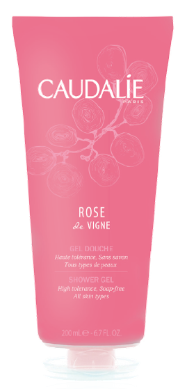 Caudalie - Rose de Vigne Showergel 200 ml