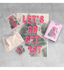 Print Club London x Luckies – Let's Go Get Lost Together – NY - 500 Stk Puslespil