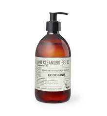 Ecooking - 60% Alcohol Hand Cleansing Gel 02 500 ml