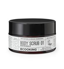 Ecooking - Body Scrub 01 300 gr