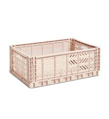 HAY - Colour Crate Kasse Large - Nude