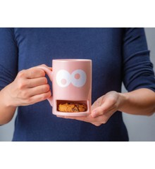 Cookie Mug - Monster (Pink) (210323)