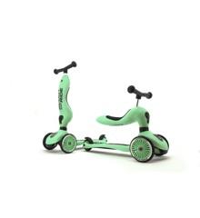 Scoot and Ride - 2 i 1 Løbecykel/ Løbehjul - Kiwi