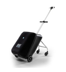 Micro - Luggage Eazy - Ride On Suitcase - Black (ML0013)