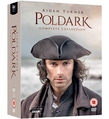 Poldark: Complete Collection -  Blu ray (UK import)