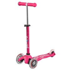 Micro - Mini Deluxe Løbehjul - Pink