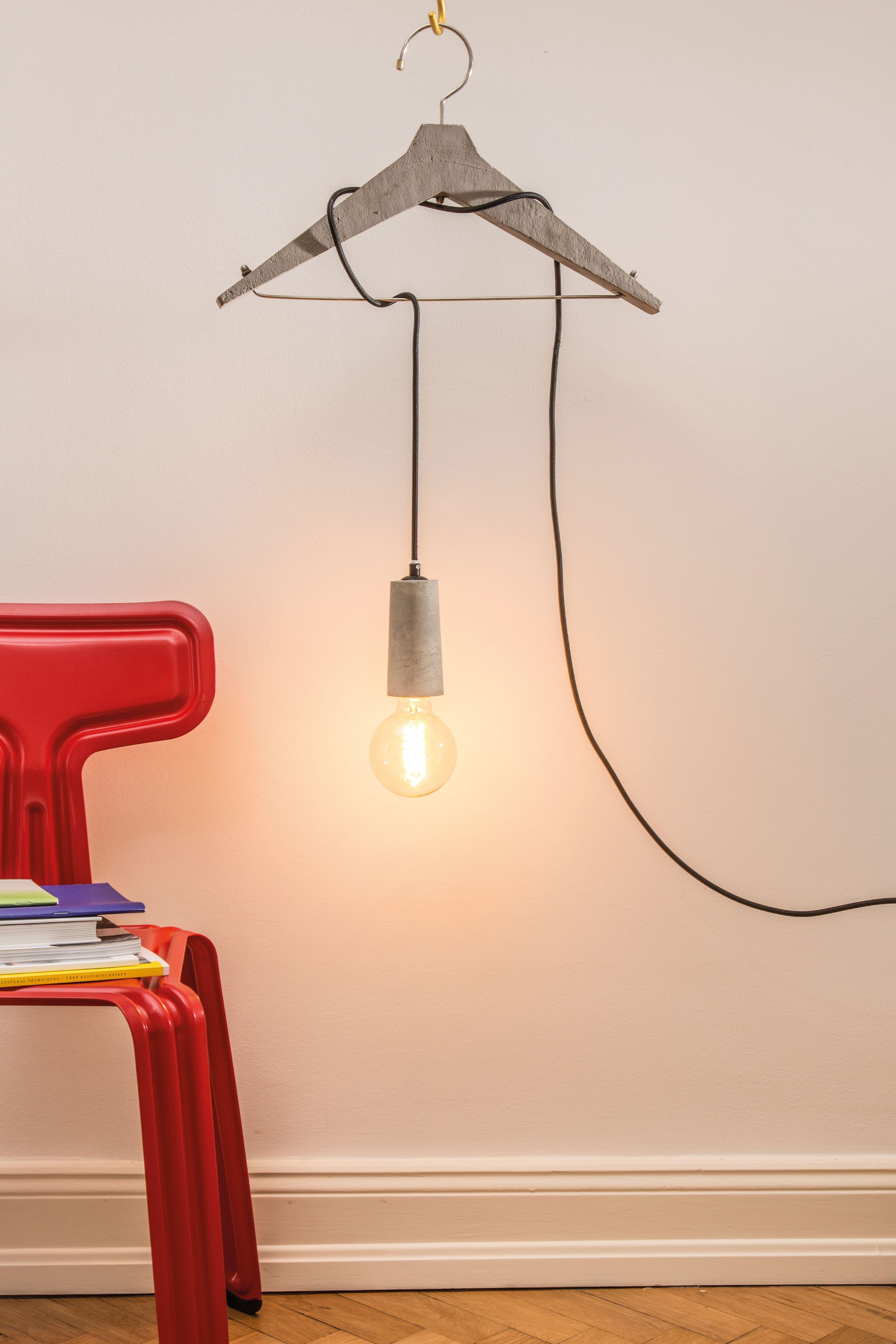 Ceiling Lamp - Luis Béton (330103)