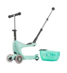 Micro - Mini2go Deluxe Plus Løbehjul - Mint