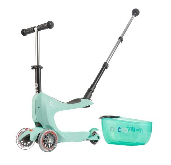 Micro - Mini2go Deluxe Plus Scooter - Mint (MMD031)