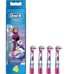 Oral-B - Børstehoveder Med Figurer Fra Frozen2 (4 stk)