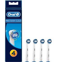 Oral-B - Precision Clean Børstehoveder (4 stk)