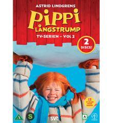 Pippi Långstrump Tv-Serie Box 2 (2-Disc)