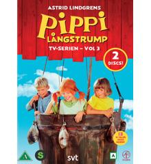 Pippi Långstrump Tv-Serie Box 3 (2-Disc)
