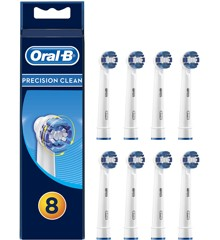 Oral-B - Precision Clean Toothbrush Head (8 Pcs) (E)
