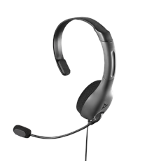 Xbox One Chat Headset LVL30 Black