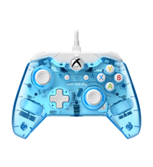 Xbox One Wired Controller Rock Candy Mini Blu-Merang