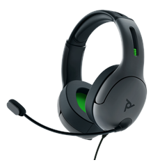 Xbox Wired Headset LVL50 Black
