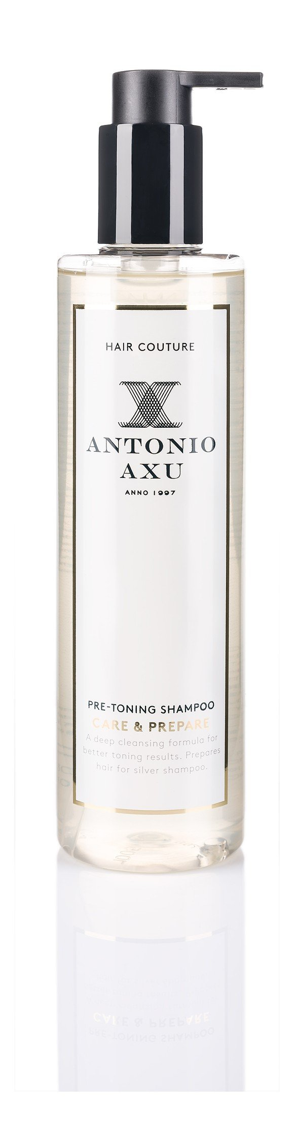 Antonio Axu - Care & Prepare Shampoo 300 ml