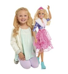 Barbie - 71cm Doll with with blond hair (18-83885)