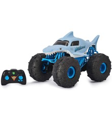 Monster Jam - RC Megalodon Storm Trasher (6056227)