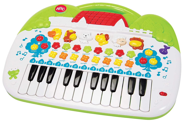 Bilde av Abc - Music Animal Keyboard ( I-104018188)