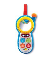 Vtech - Baby Pludre telefon (Dansk)