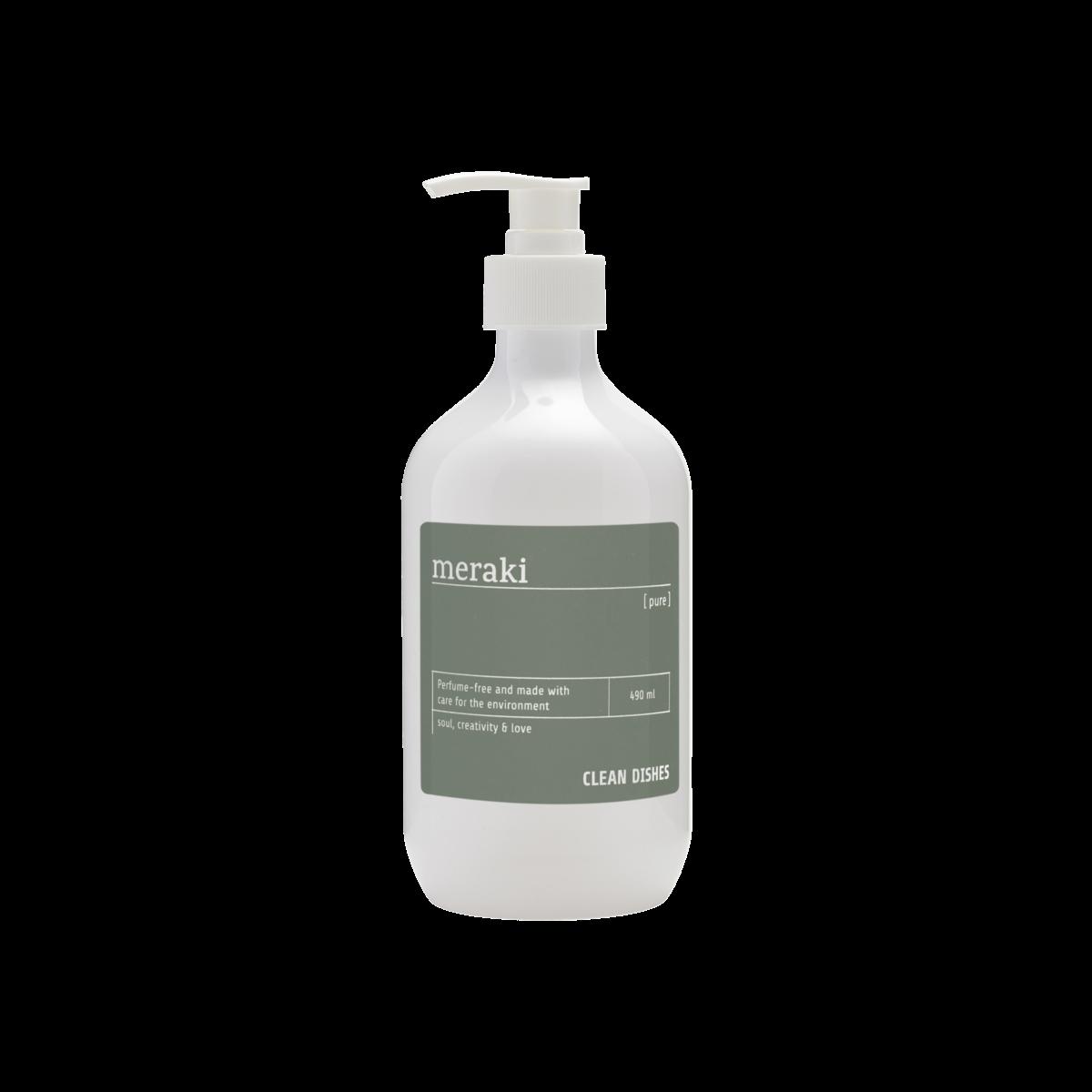Meraki - Pure Dish Soap 490 ml (Mkas99/309770099)
