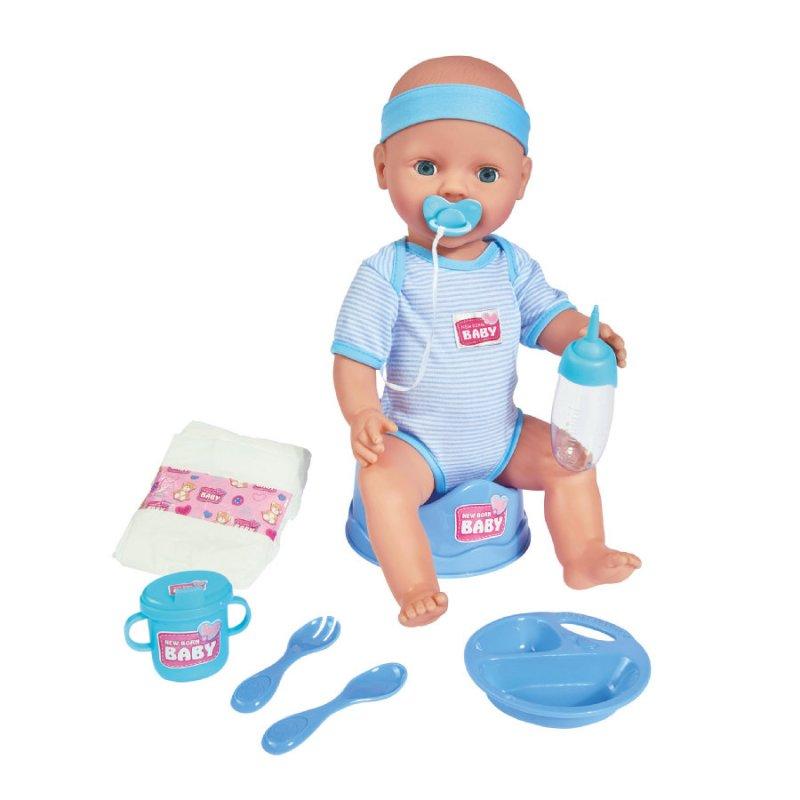 New Born Baby - Baby Boy (43 cm) ( I-105030044)
