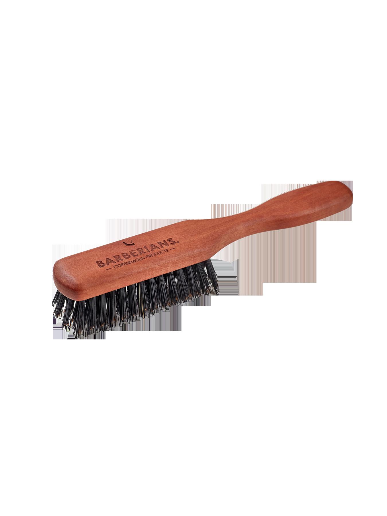 Barberians Copenhagen - Beard Brush - with Handle