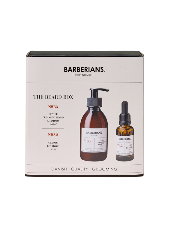 Barberians Copenhagen - Beard Box