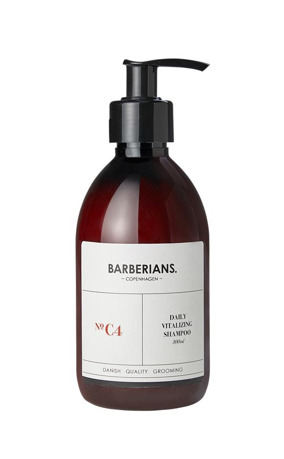 Barberians Copenhagen - Gentle Vitalizing Shampoo 300 ml