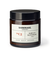 Barberians Copenhagen - Pomade Clay 100 ml