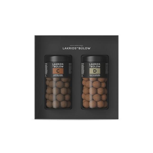 Lakrids By Bülow - Black Box Regular C & Regular D 590 g (500215)