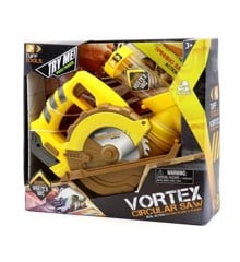 Tuff Tools -  Vortex Circular Saw w. Dust Collector (51008-EROB-1900)