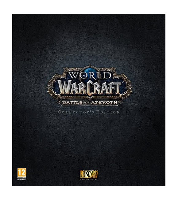 World of Warcraft: Battle for Azeroth - Collector's Edition (Nordic)