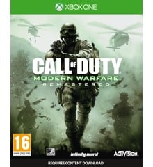 Call of Duty: Modern Warfare Remastered (Nordic)