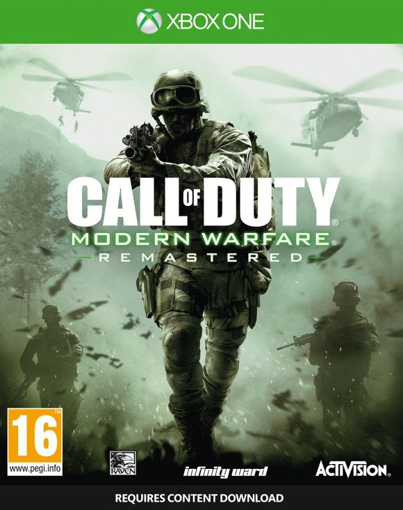 Call of Duty: Modern Warfare Remastered (Nordic)