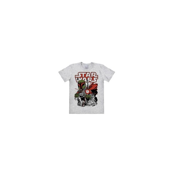 Star Wars - Boba Fett - Easyfit - black - Original licensed product