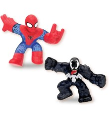 Goo Jit Zu - Marvel Superhero - Giant Supagoo Spider-Man vs. Venom (40-00714)
