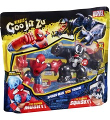 Goo Jit Zu - Marvel Superhero - Giant Supagoo Spider-Man (40-00714)