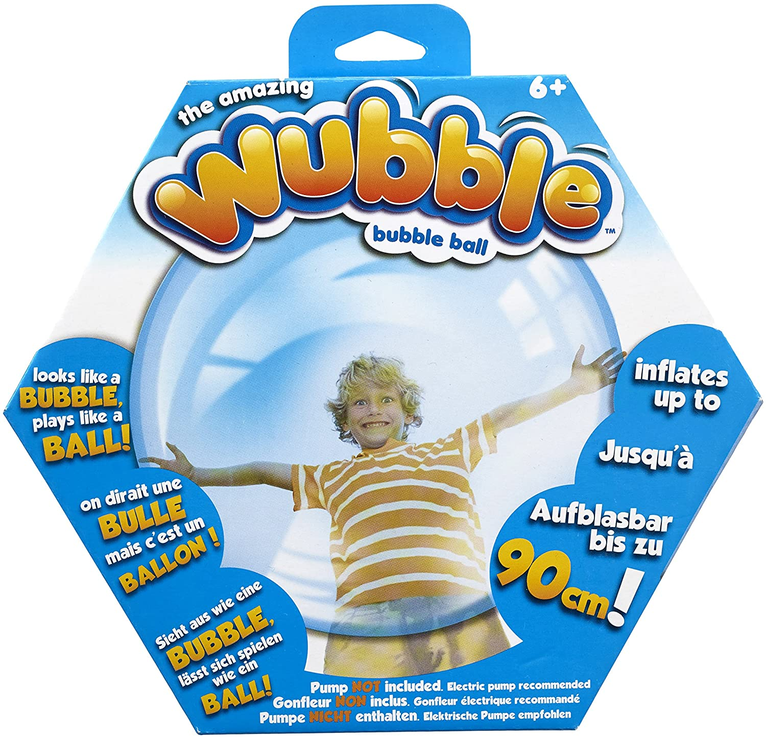Wubble Bubble Ball - Brite without Pump (50-00530)