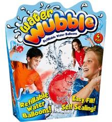 Wubble Bubble Ball - Vand Ballonner 4 pakke (50-00558)