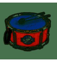 Bontempi - Drum with sticks and shoulder strap (503020)