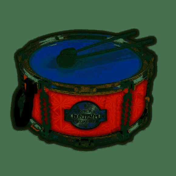 Bontempi - Marchertromme med rem og stikker (503020)