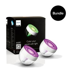 Philips Hue - 2x Iris Table Lamp - Bundle