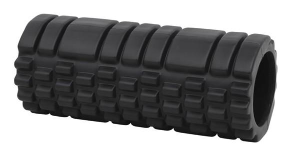 Inshape - Fitness Foam Roller Ø 14 - Sort