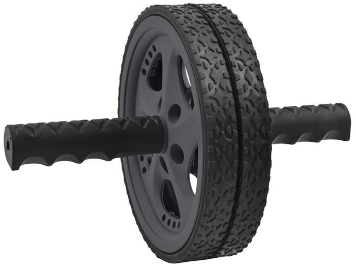 Inshape Fitness - Maintenance Wheel Ø 18,5 cm - Black/Grey (17556)