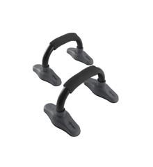Inshape - Fitness Push Up Stand 2 stk - Sort