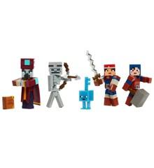 Minecraft - Dungeons 8cm Figurer (GRN35)